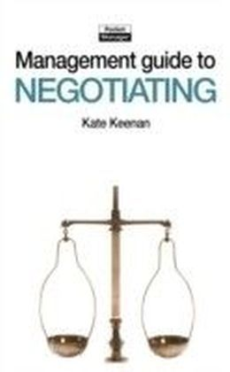 Management Guide to Negotiating