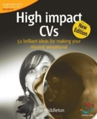 High Impact CVs