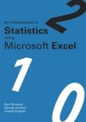 Introduction to Statistics using Microsoft Excel