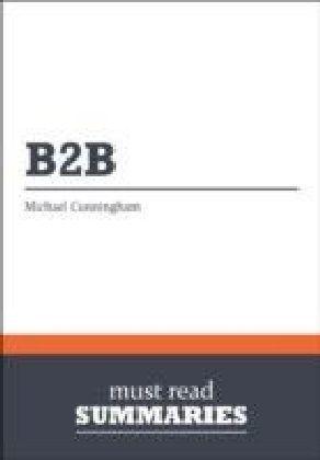Summary: B2B Michael Cunningham