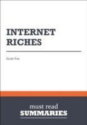 Summary: Internet Riches Scott Fox