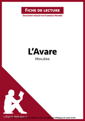 L'Avare de Molière (Fiche de lecture)