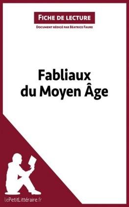 Fabliaux du Moyen Age (Fiche de lecture)