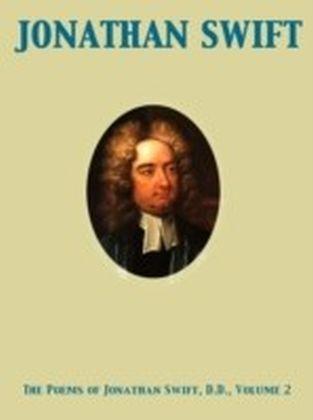 Poems of Jonathan Swift, D.D., Volume 2