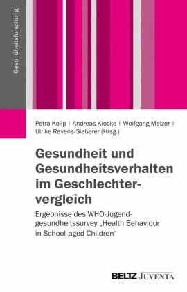 Gesundheit und Gesundheitsverhalten im Geschlechtervergleich
