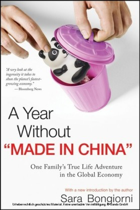 A Year Without 'Made in China'