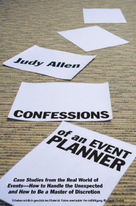 Confessions of an Event Planner