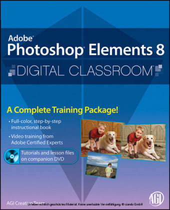 Photoshop Elements 8 Digital Classroom