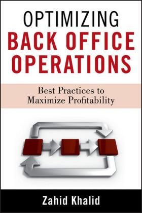 Optimizing Back Office Operations