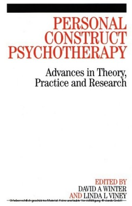 Personal Construct Psychotherapy