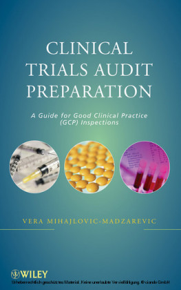 Clinical Trials Audit Preparation