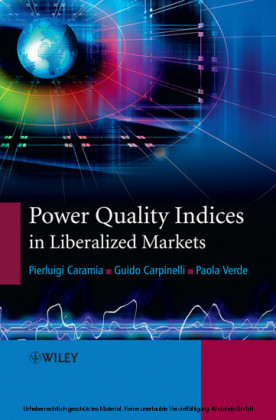 Power Quality Indices in Liberalized Markets