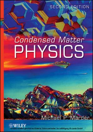 Condensed Matter Physics