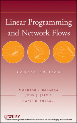 Linear Programming and Network Flows,
