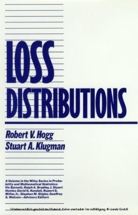 Loss Distributions,