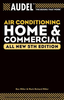 Audel Air Conditioning Home and Commercial