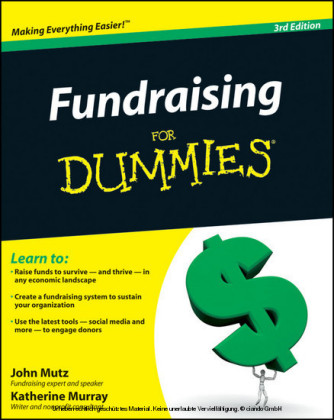 Fundraising For Dummies