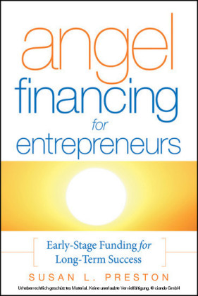 Angel Financing for Entrepreneurs