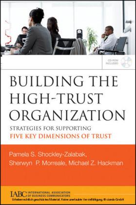 Building the High-Trust Organization