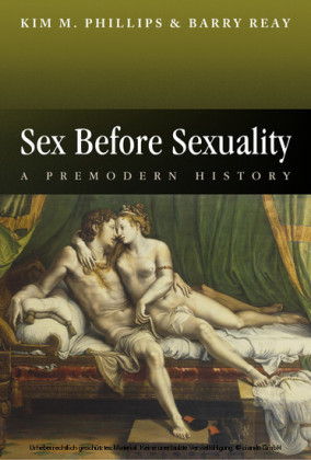 Sex Before Sexuality