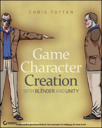 Game Character Creation with Blender and Unity