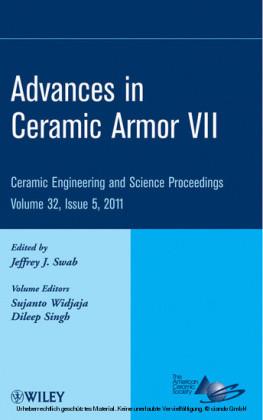 Advances in Ceramic Armor VII