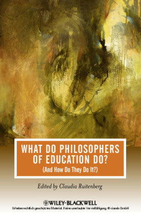 What Do Philosophers Of Education Do (And How Do They Do It)