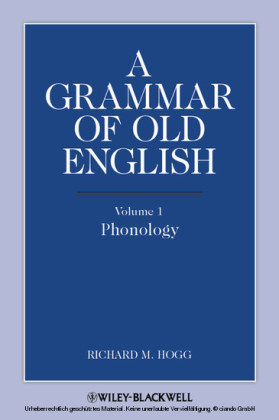 A Grammar of Old English