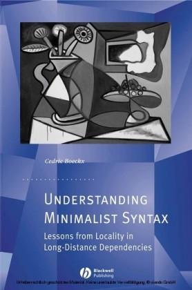 Understanding Minimalist Syntax