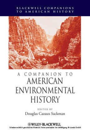 A Companion to American Environmental History