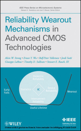 Reliability Wearout Mechanisms in Advanced CMOS Technologies