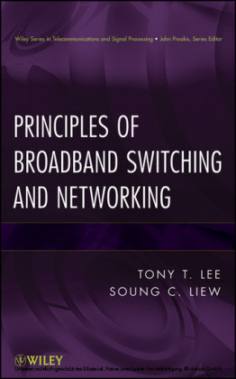 Principles of Broadband Switching and Networking