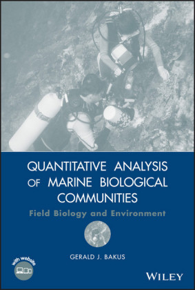 Quantitative Analysis of Marine Biological Communities