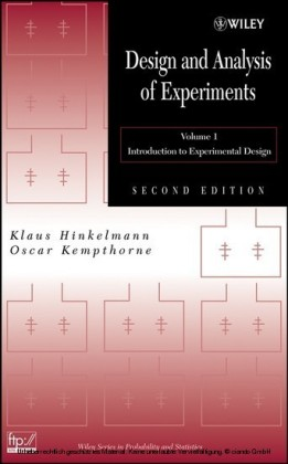 Design and Analysis of Experiments, Introduction to Experimental Design