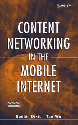 Content Networking in the Mobile Internet