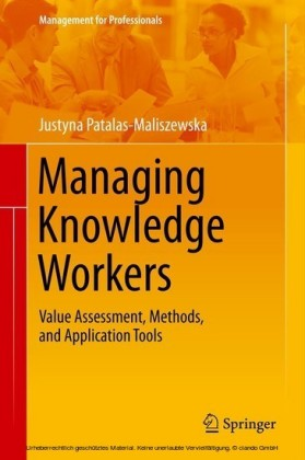 Managing Knowledge Workers