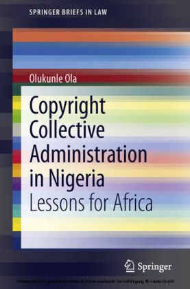 Copyright Collective Administration in Nigeria