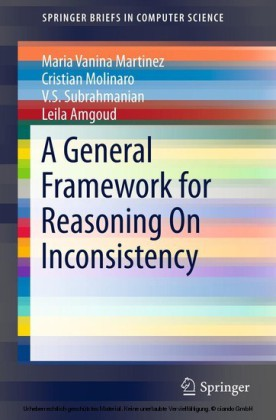 A General Framework for Reasoning On Inconsistency