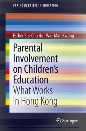 Parental Involvement on Children's Education