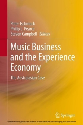 Music Business and the Experience Economy