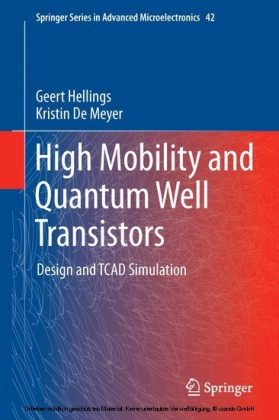 High Mobility and Quantum Well Transistors
