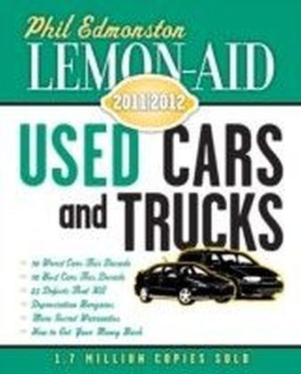 Lemon-Aid Used Cars and Trucks 2011-2012