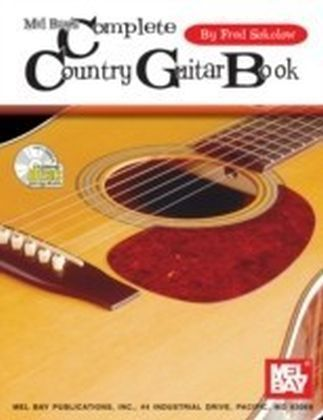 Complete Country Guitar Book