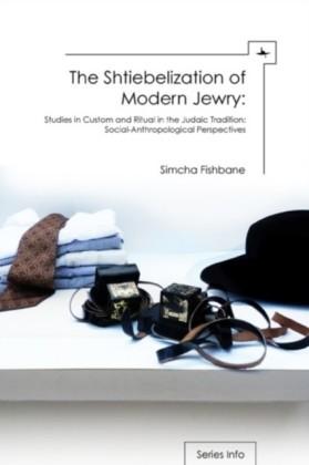 Shtiebelization of Modern Jewry
