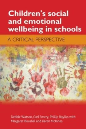 Children's social and emotional wellbeing in schools