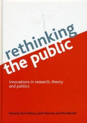 Rethinking the public