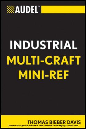 Audel Industrial Multi-Craft Mini-Ref