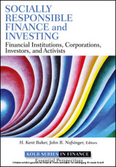Socially Responsible Finance and Investing