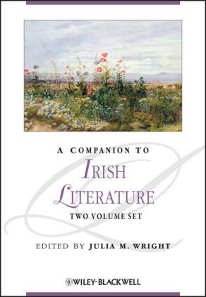 A Companion to Irish Literature, 2 Volume Set