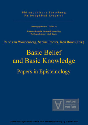 Basic Belief and Basic Knowledge